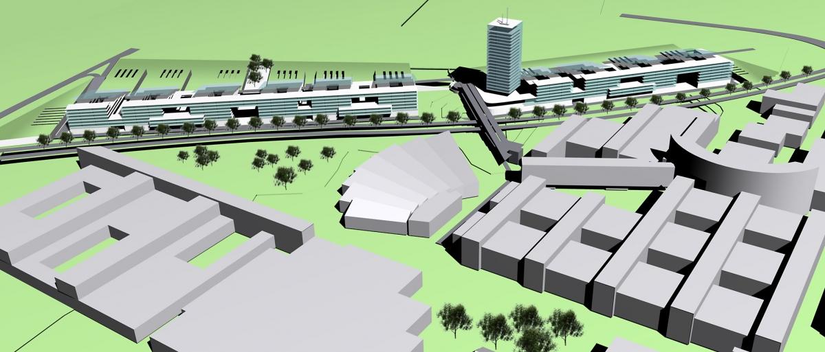 Architekturbüro Sindelfingen werkschau mete arat architekt städtebauliches gutachten